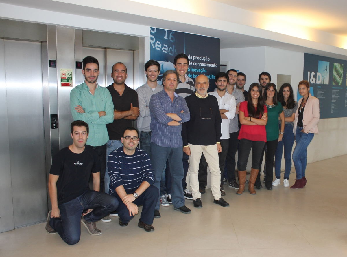 BRAINlab members, circa September 2014